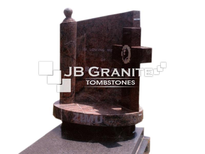 Catalogue Jb Granite Tombstones Catalogue